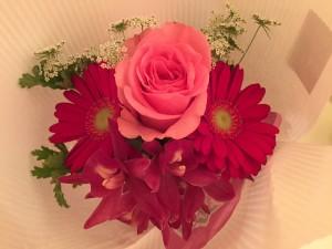 チャチャお花