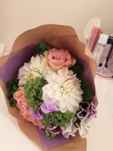 ダンケお花20160120
